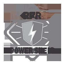 RFR – POWER SHELL Reflective Fiberglass Reinforcement, zwiększona widzialność użytkownika, odporność na przetarcie, połączenie wyglądu i bezpieczeństwa w zaawansowanej formie.